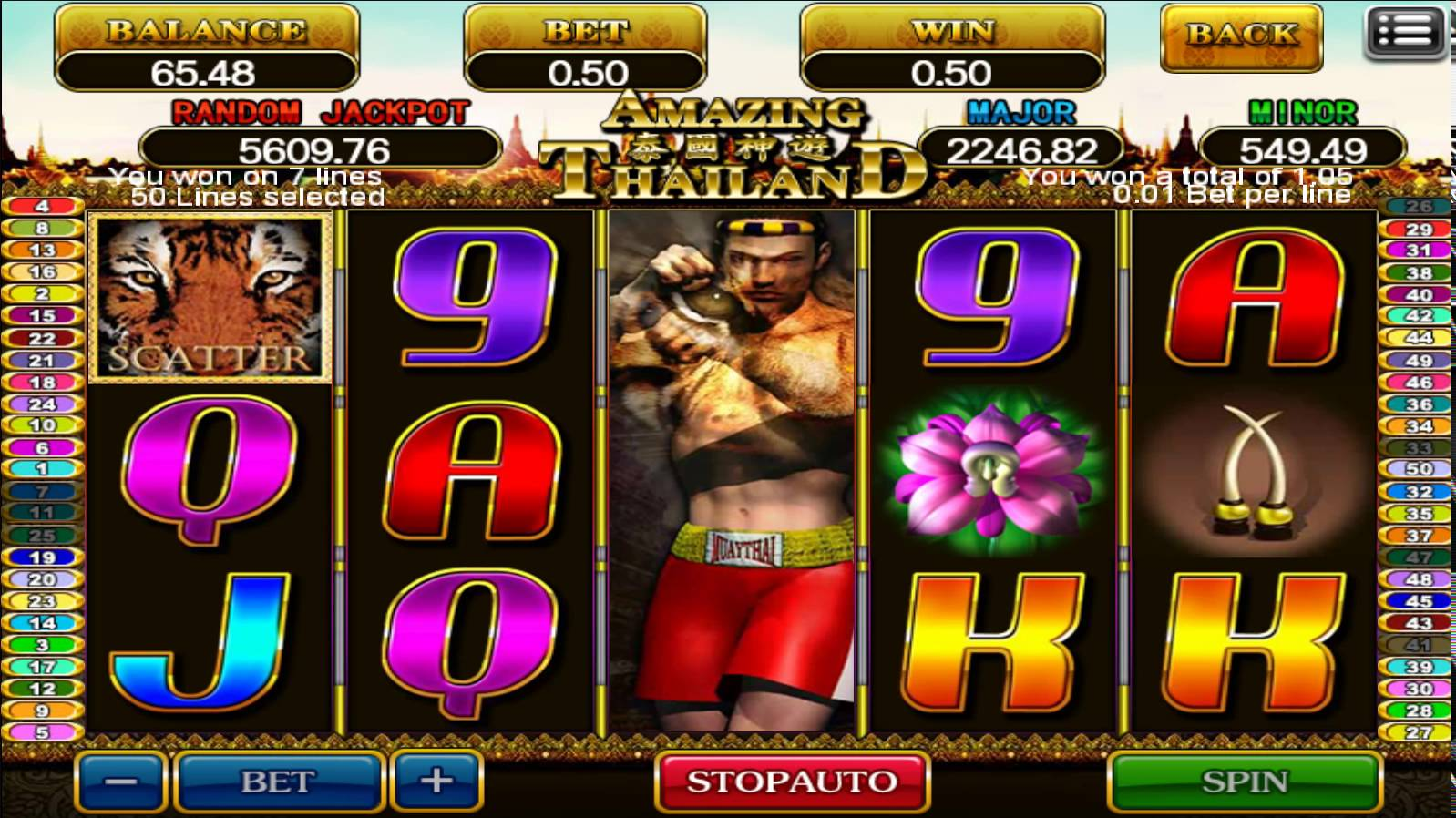 Download SKY888 918Kiss(SCR888) Slot Game Great Blue ...