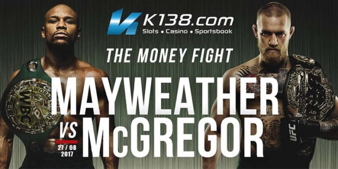 Mayweather vs Mc Gregor