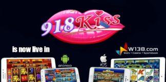 918kiss w138