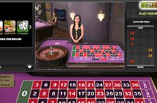 Roulette playtech